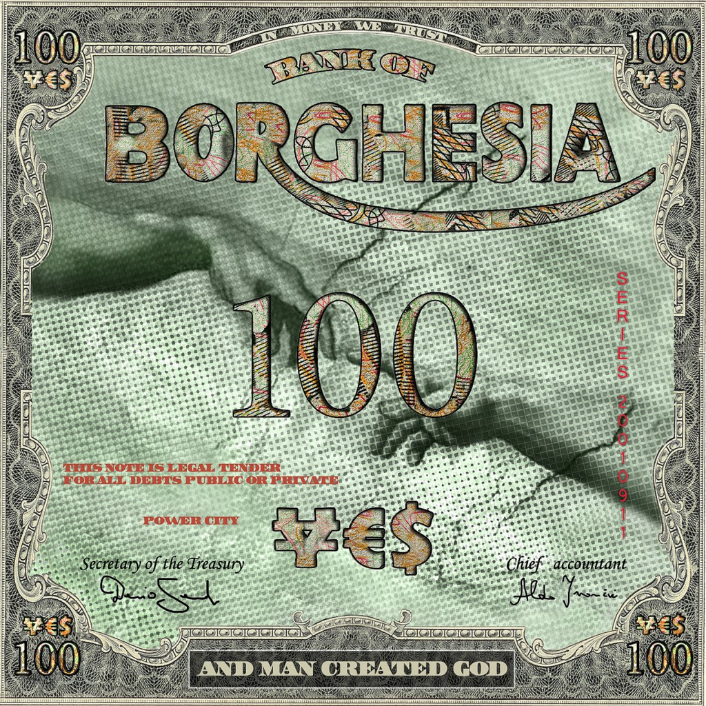 Borghesia ‎– And Man Created God