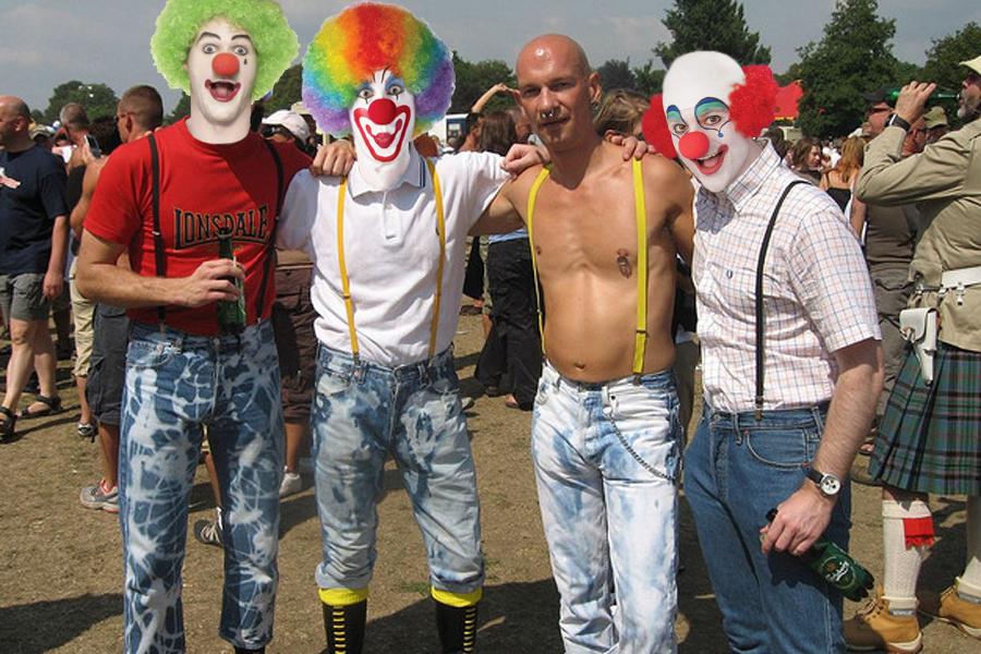 clownskins