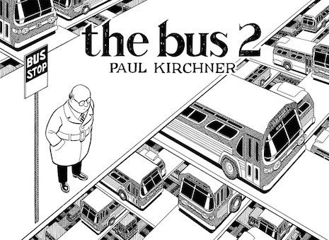 the bus 2 / cover