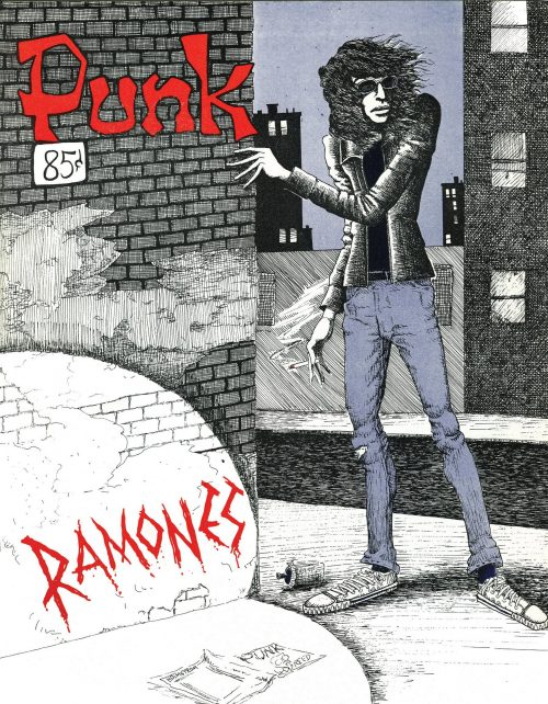 2 Joey Ramone