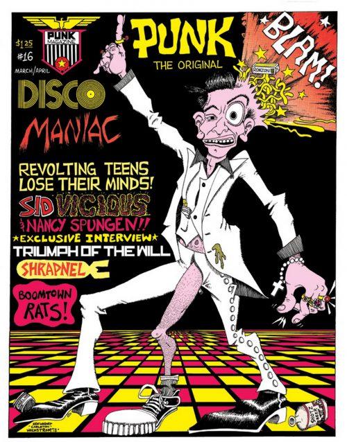 5 Disco Maniac