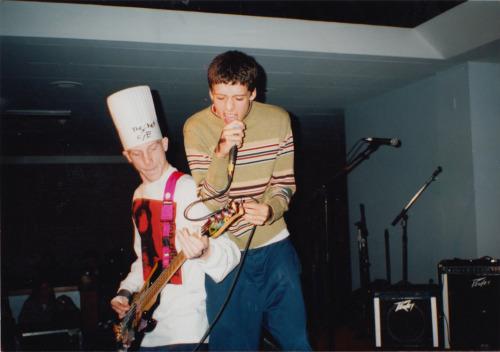 Первое выступление Charles Bronson, 1994.